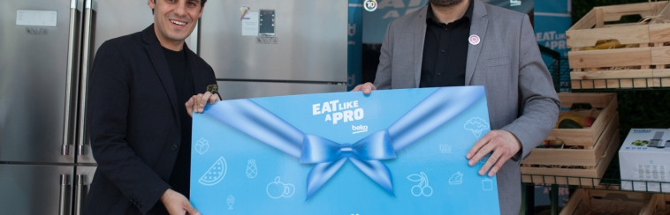 """Beko equips Parents' house of the Association """"A Heart for Children"""""""